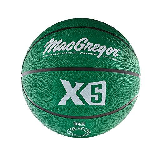 MacGregor Intermediate Size Basketball Green