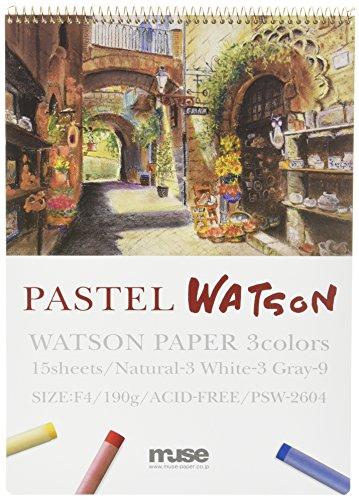 muse(ミューズ)『パステルワトソンブック(PSW-2604)』