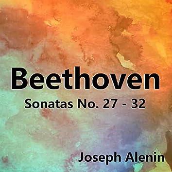 Beethoven Sonatas No. 27 - 32