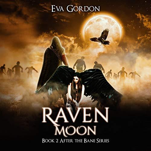 Page de couverture de Raven Moon