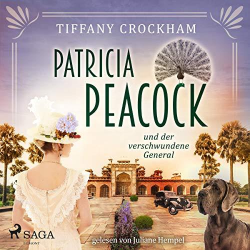 Patricia Peacock und der verschwundene General Titelbild