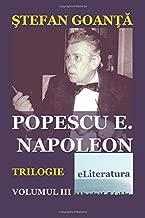 Popescu E. Napoleon. Volumul III: Roman
