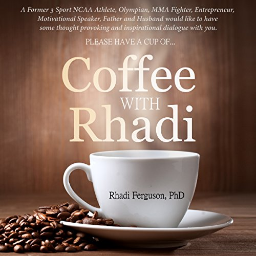 Coffee with Rhadi cover art