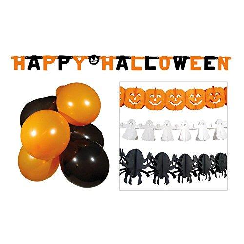 Boland Kit décoration Halloween vitrine Ignifuge