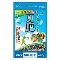 JOYアグリス 暑い時期に与える肥料 夏肥 1.2kg
