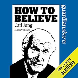 Carl Jung audiobook cover art