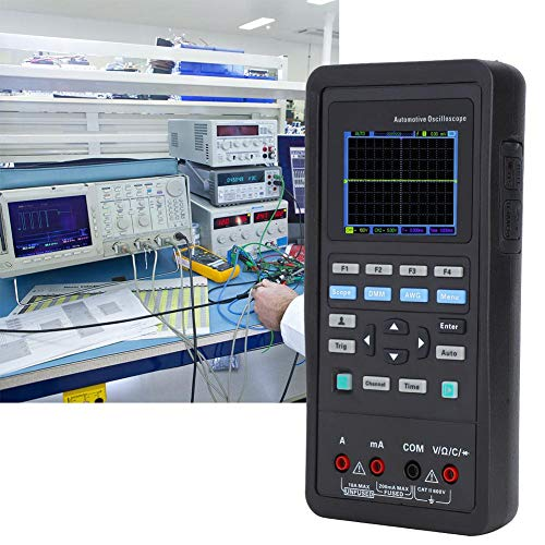 Simulador de señal multímetro Osciloscopio de diagnóstico automotriz para electrónica(European regulations)
