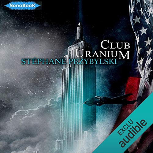 Club Uranium audiobook cover art