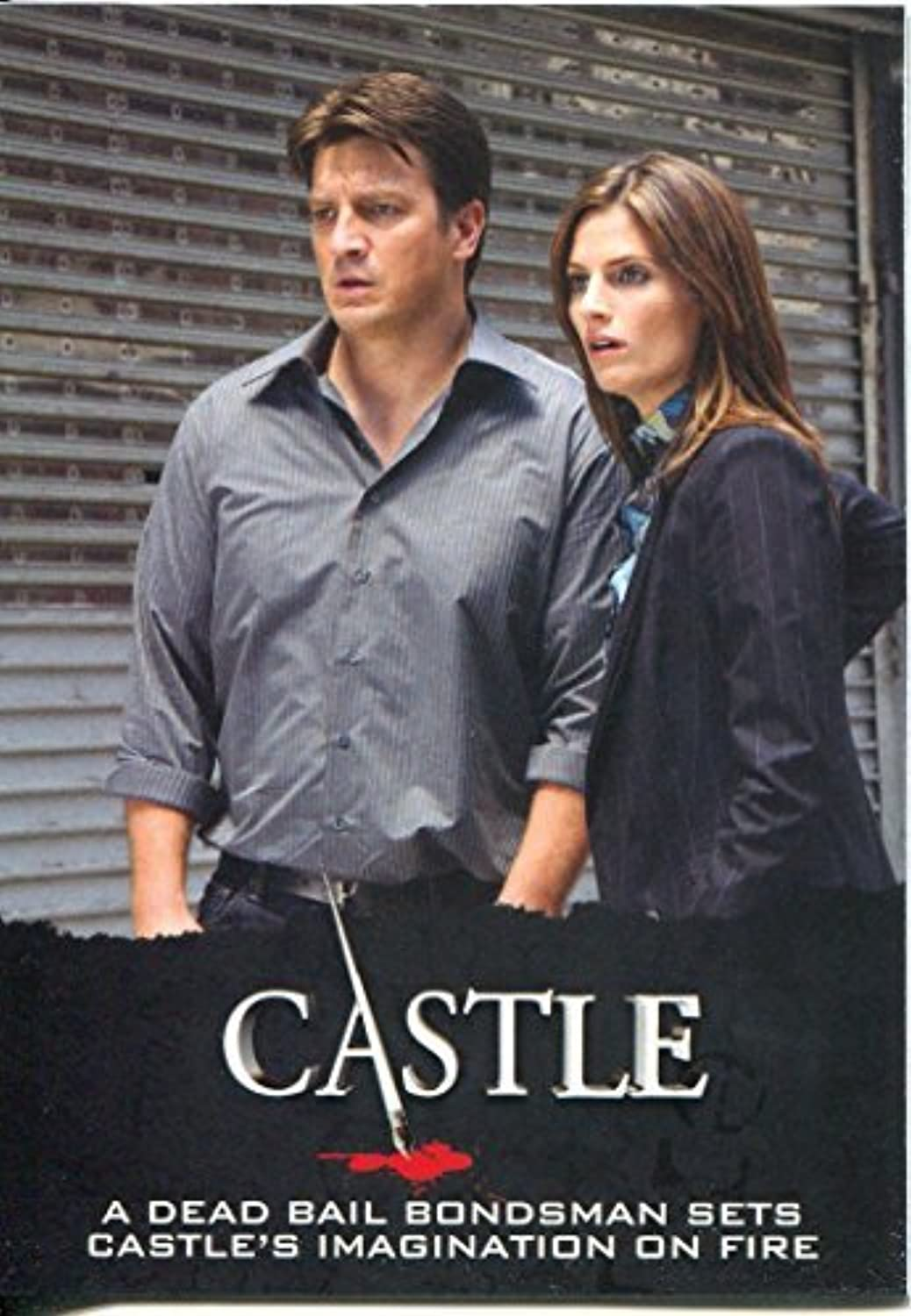 Castle Seasons 3 & 4 Complete 72 Card Base Set by Cryptozoic Ent.