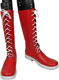 Mingchuan Cosplay Boots Shoes for Fire Emblem Echoes Tobin
