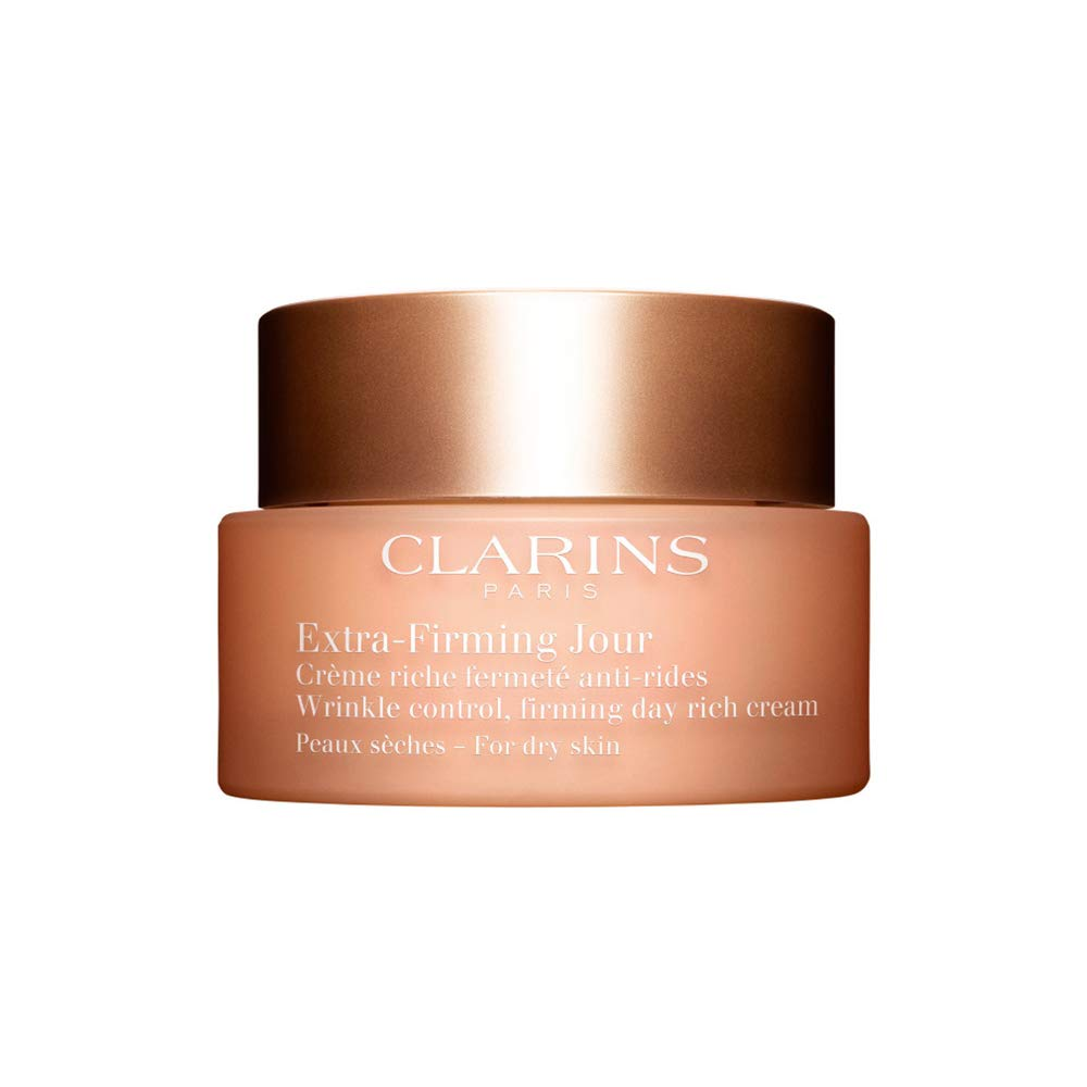 Clarins Extra-Firming Day Wrinkle Control Dr A surprise price is realized Cream Under blast sales Firming Rich
