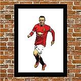 Manchester United – Man UTD – Wayne Rooney –