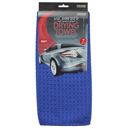 VIKING 912401 Waffle Weave Drying Towel