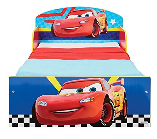 Worlds Apart Lit enfant CARS 70 x 140 cm lit enfant, multicolore