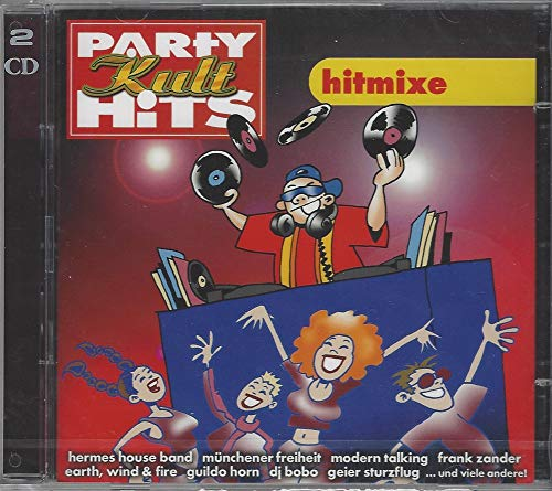 Party Kult Hits - Hitmixe (Double-CD incl. Hermes House Band megamix, Münchener Freiheit hit-mix, DJ Bobo megamix, Ibo\'s paella mega-mix, Modern Talking megamix 2000)
