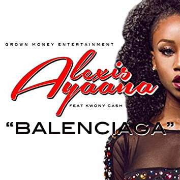 Balenciaga (Radio Edit) [feat. Kwony Cash]