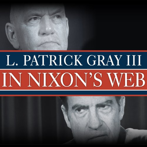 In Nixon's Web audiobook cover art