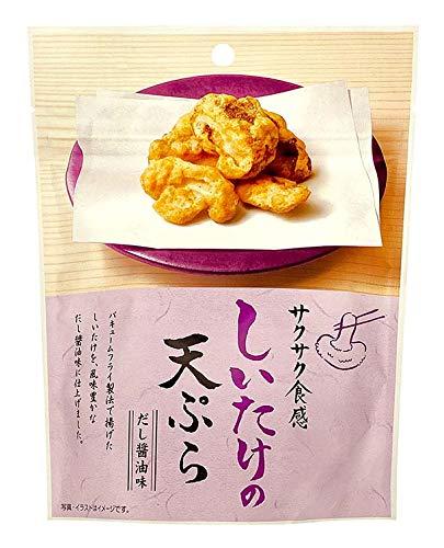 MD しいたけの天ぷら 42g ×6袋