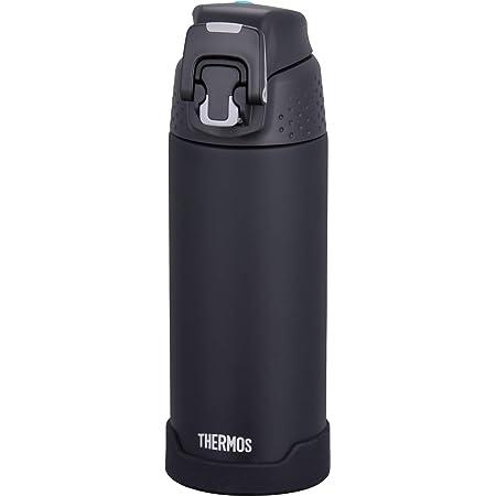 サーモス 水筒 真空断熱スポーツボトル 0.5L マットブラック 保冷専用 FJH-500 MTBK