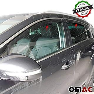 Land Rover Range Rover Sport Deflettori D aria Deflettore pioggia 2/pezzi set anteriore a partire dal 2005