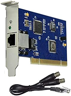 Single Span T1 / E1 Card ISDN PRI Card te110p Supports Freepbx Asterisk Issabel Asterisknow for Enterprise PBX Telephone Switch ss7 PRI
