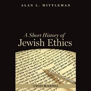 A Short History of Jewish Ethics copertina