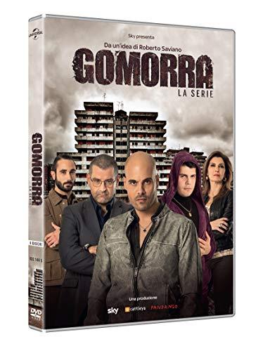 Gomorra - St.1 ( Box 4 Dv)