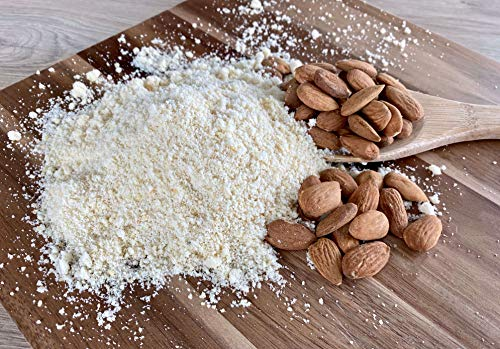 Farina di mandorle 100% italiane Confezione da 2 kg sottovuoto ideale per dolci e pasticceria