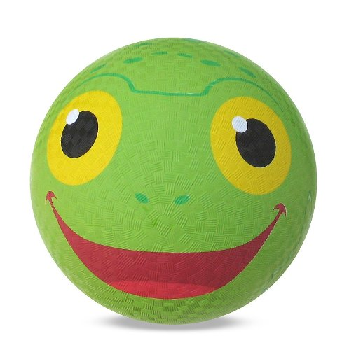 Melissa & Doug Sunny Patch Froggy Classic Rubber Kickball