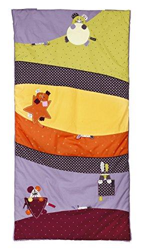 Sauthon On Line–Kleine Steppdecke Collection Zigotos der Hase für Betten 120x 60cm