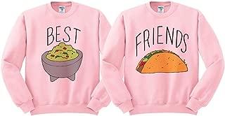 Guac and Taco Best Friend Duo Sweatshirt Men's/Unisex