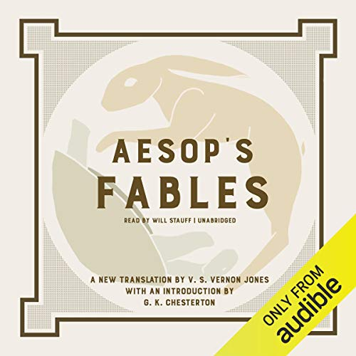 Aesop's Fables cover art