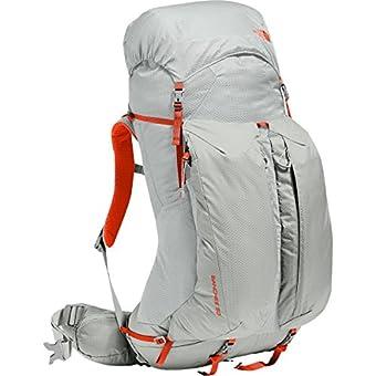 (ザ・ノース・フェイス) The North Face Banchee 50L Backpack - Women'sレディース バックパック リュック High Rise Grey/Fire Brick Red [並行輸入品]