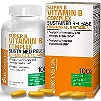 Slow Release Vitamin B Complex