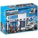 Playmobil Police Station Building Set (9372)