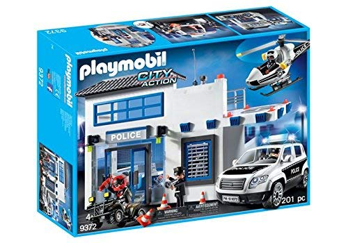 Playmobil 9372 - Polizeistation