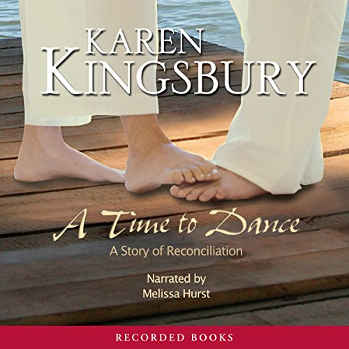 A Time to Dance audiobook cover art