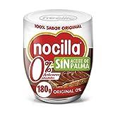 Nocilla Original 0% - Sin Aceite de Palma - 180g