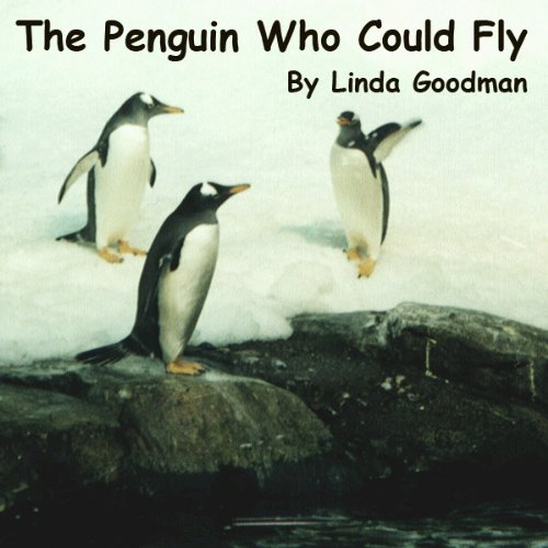 The Penguin Who Could Fly audiobook cover art