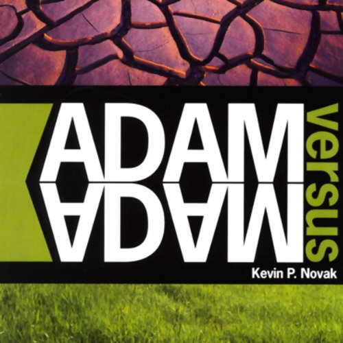 Adam vs. Adam audiobook cover art