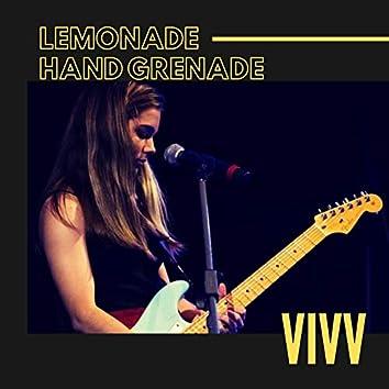 Lemonade Hand Grenade