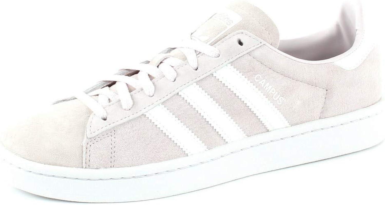 adidas Damen Superstar 80's Hallenschuhe weiß: