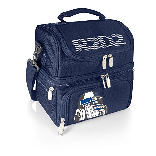 Lucas/Star Wars Pranzo Insulated Lunch Cooler with Service for One, R2-D2