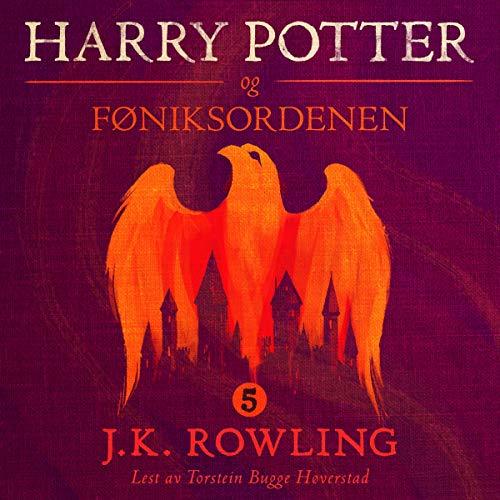 Harry Potter og Føniksordenen cover art