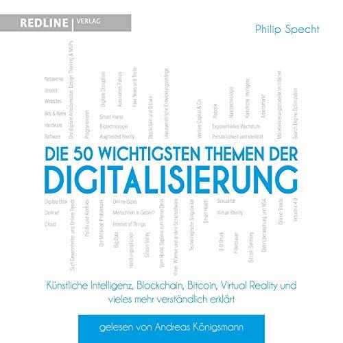 Die 50 wichtigsten Themen der Digitalisierung Titelbild