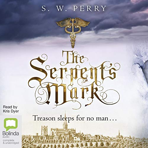 The Serpent's Mark cover art