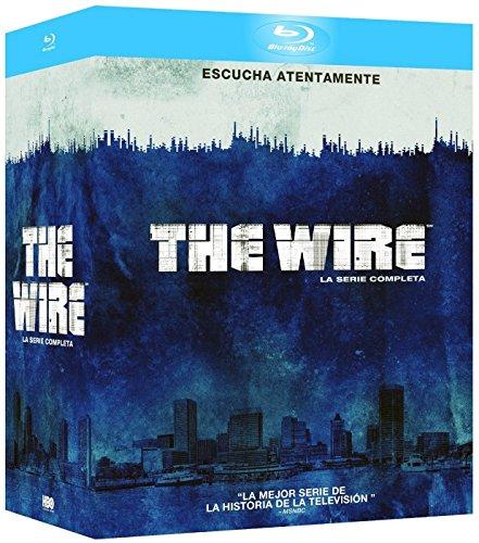 Pack The Wire Temporada 1-5 Blu-Ray [Blu...