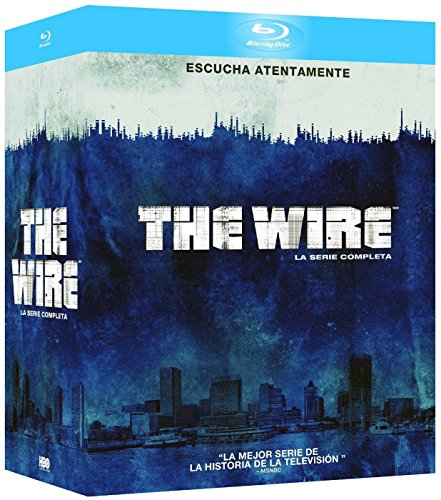 Pack The Wire Temporada 1-5 Blu-Ray [Blu-ray]