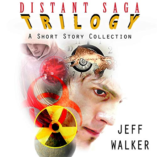Distant Saga Trilogy cover art