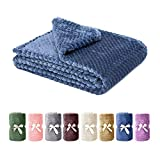 Dog Blanket,Soft Fuzzy Blankets for Puppy, Small,Medium,Large,X-Large Premium Fluffy Blankets Plush Fleece Throw Dog Bed, Couch, Sofa, Reversible Travel Warm Covers